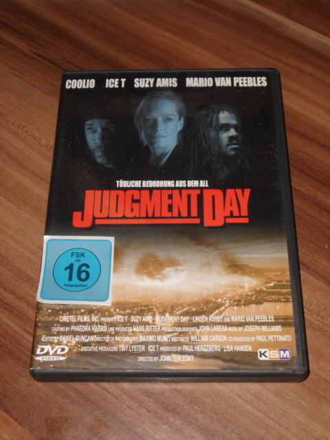 Judgment Day, [DVD]