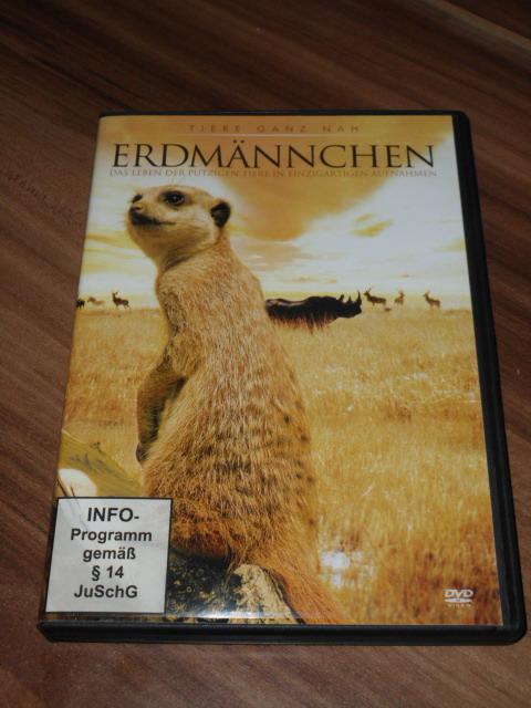 Erdmännchen, [DVD] Tiere ganz nah