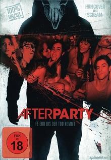Afterparty - Feiern bis der Tod kommt, [DVD]