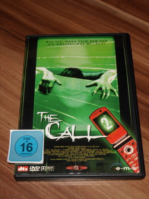The Call 2, [DVD]