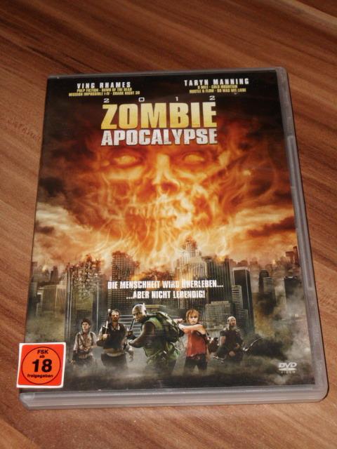 2012 Zombie Apocalypse, [DVD]