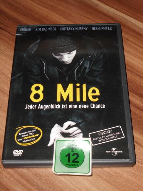 8 Mile, [DVD]