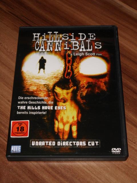 Hillside Cannibals, [DVD] Unrated Directors Cut