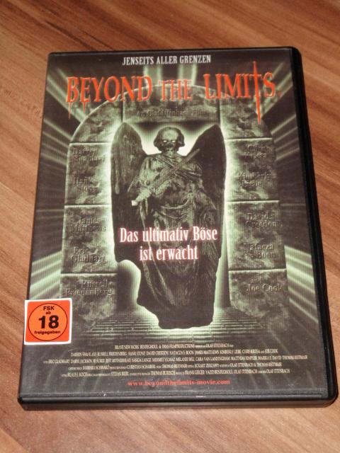 Beyond the Limits, [DVD]