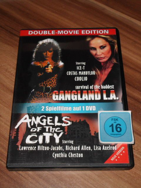 Gangland L.A. / Angels of the City, [DVD]
