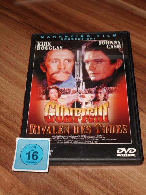 Gunfight - Rivalen des Todes, [DVD]