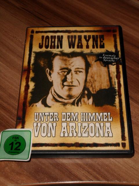 Unter dem Himmel von Arizona, [DVD]