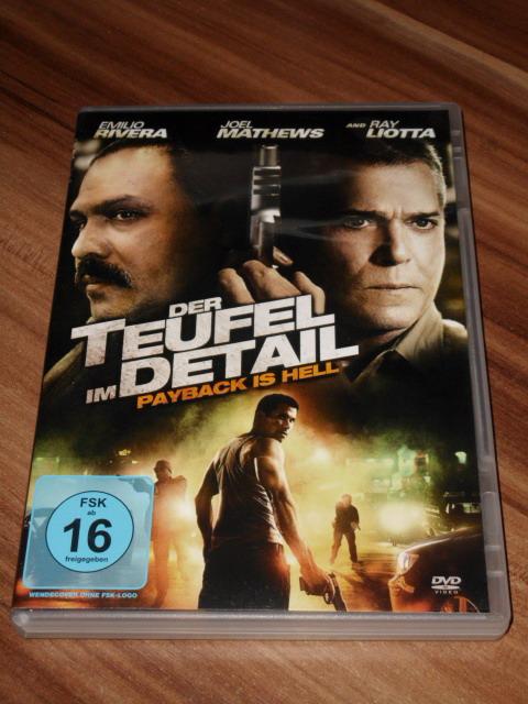 Der Teufel im Detail - Payback Is Hell, [DVD]