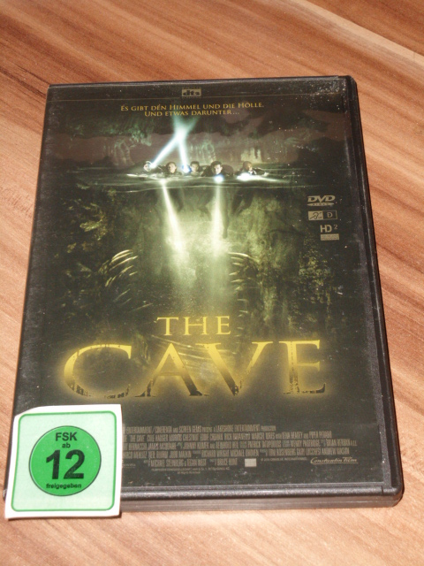 The Cave, [DVD]
