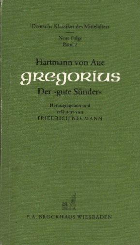 """Gregorius. Der """"gute Sünder"""""""
