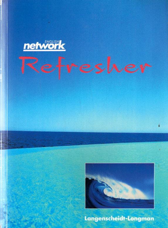 English Network Refresher, Coursebook