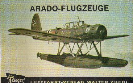 Arado-Flugzeuge, Junkers Flugzeuge und -Motoren