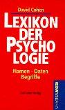 Lexikon der Psychologie : Namen, Daten, Begriffe. Aus dem Engl. von Bärbel Deninger und Heiner Friedlich, Universalwissen