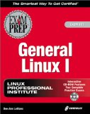 General Linux 1 Exam Prep with CDROM (Exam Prep (Coriolis