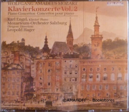 Klavierkonzerte Vol. 2