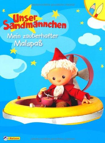 Unser Sandmännchen - Mein zauberhafter Malspaß Auflage: 1