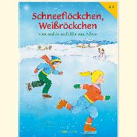 Schneeflöckchen, Weißröckchen Verse und Ausmalbilder zum Advent (Verkaufseinheit) 1. Aufl.