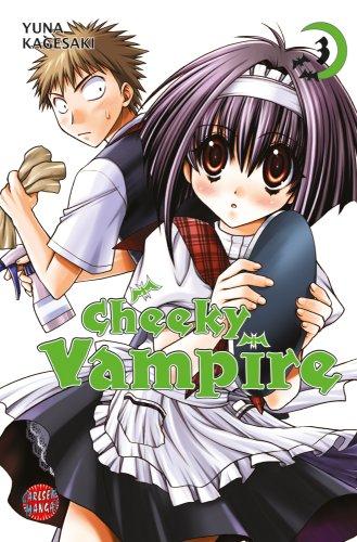 Cheeky Vampire, Band 3 Auflage: 2