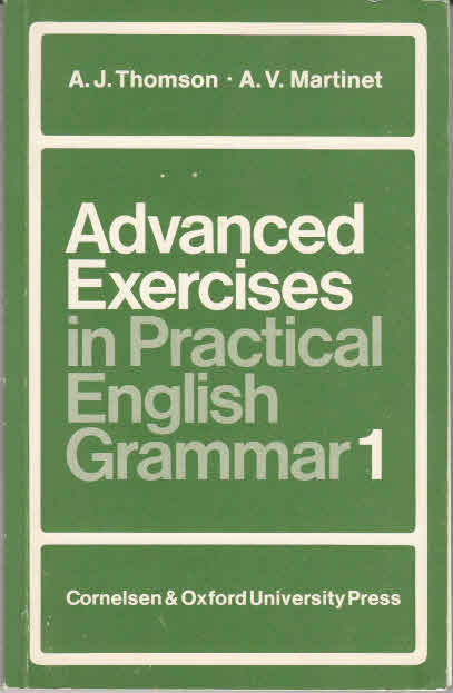 Advanced exercises. 1. 1. Aufl., 4. Dr.