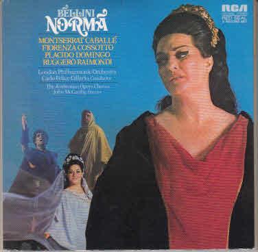 Bellini: Norma Gesamtaufnahme (3CD)