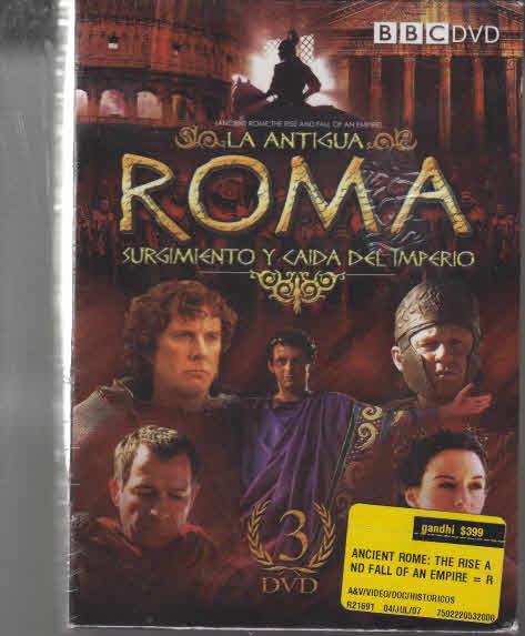 La Antigua Roma Surgimiento Y Caida Del Imperio         La Antigua Roma Surgimiento Y Caida Del Imperio