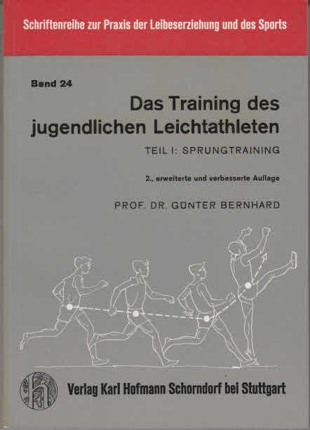 Das Training des jugendlichen Leichtathleten Teil I: Sprungtraining