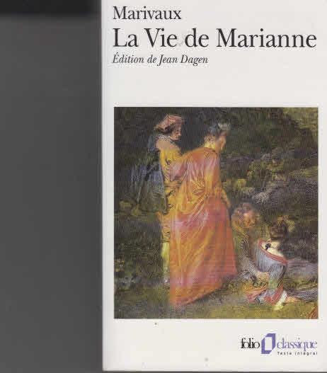 , Marivaux: La Vie de Marianne (Folio (Gallimard))