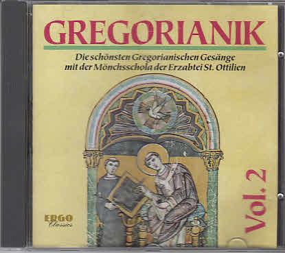 Gregorianik  Vol.2