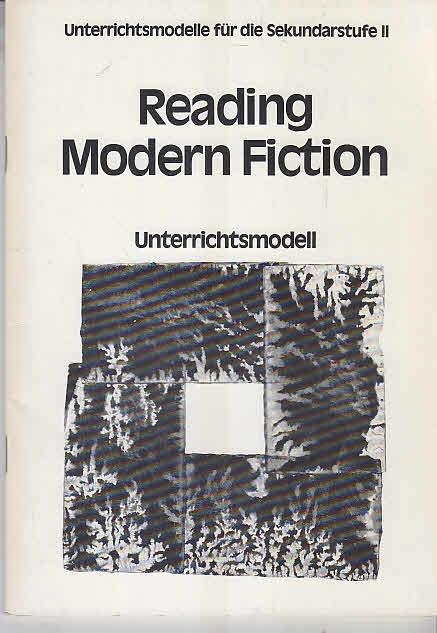 Reading modern fiction. - Frankfurt am Main : Hirschgraben-Verlag [Mehrteiliges Werk]; Teil: Unterrichtsmodell. Joby. Stan Barstow, Unterrichtsmodelle für die Sekundarstufe II [zwei] : Reihe Englisch