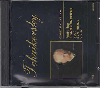 TCHAIKOVSKY Classical Collection Vol.1