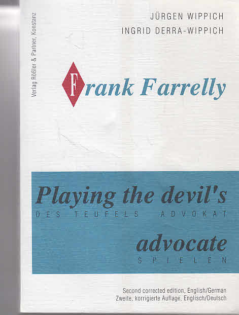 Frank Farrelly: Playing the devil
