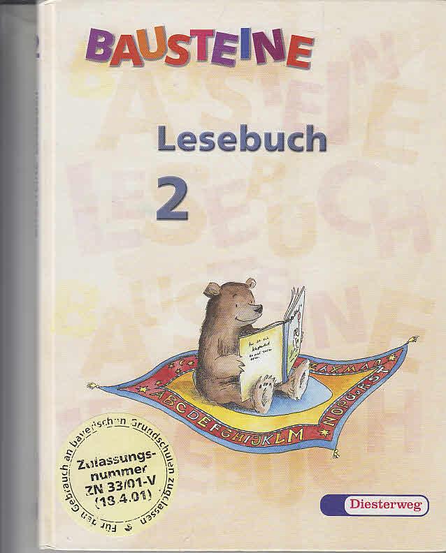 BAUSTEINE Lesebuch Bayern: Lesebuch 2