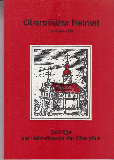 Oberpfälzer Heimat. 42. Band - 1998.