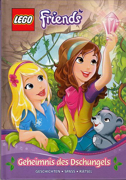 LEGO® Friends: Geheimnis des Dschungels