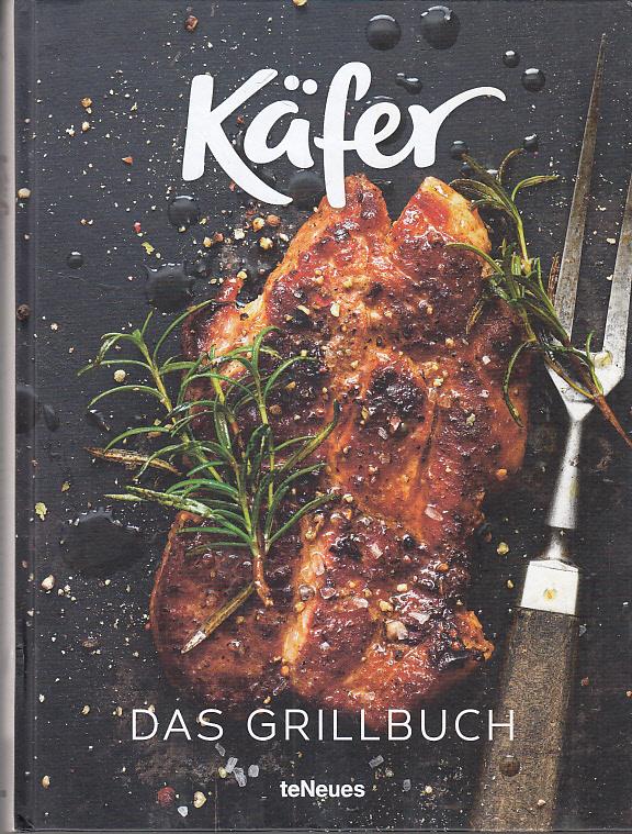 , Käfer: Käfer: Das Grillbuch