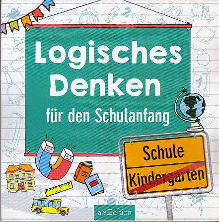 Kupfer, Susann und Eva Spanjardt: Logisches Denken für den Schulanfang