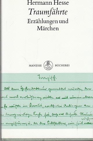 Hesse, Hermann: Traumfährte: Erzählungen und Märchen