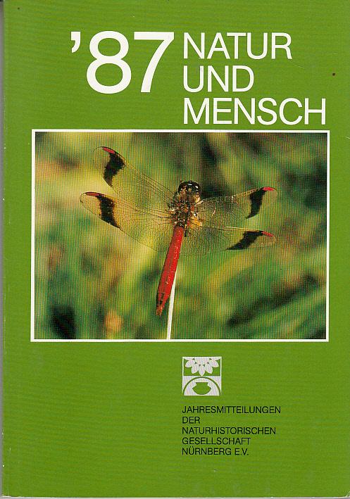 Siedlungsfunde der Frühlatenezeit, in: NATUR UND MENSCH, JAHRESMITTEILUNGEN, 1987.