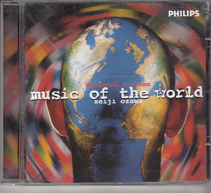Music of The World - National Anthems