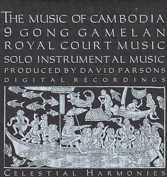 The Music of Cambodia
