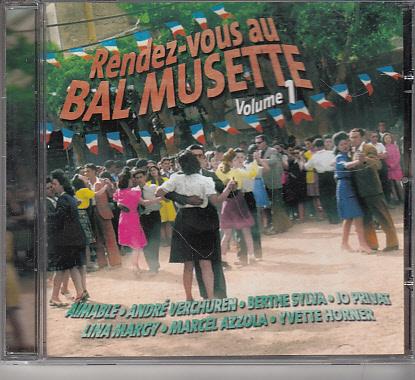 Rendez-vous au Bal Musette, Vol.1