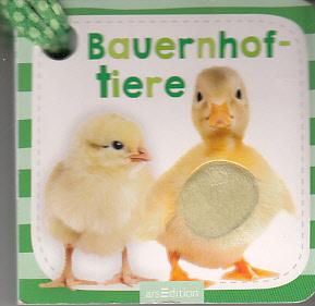 Bauernhoftiere. Mein Foto-Buggybuch