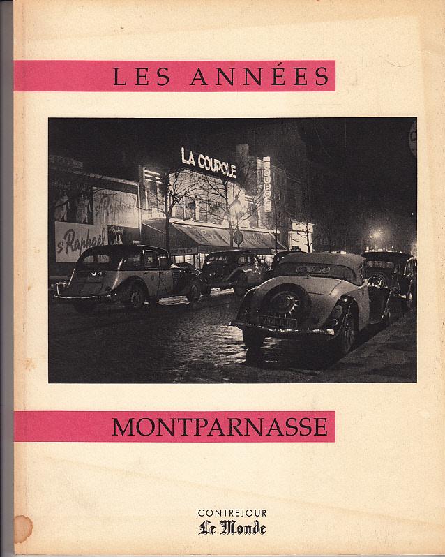 Les années Montparnasse (Impressions)