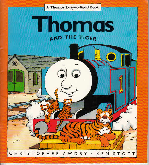 Thomas and the Tiger (Thomas Easy-to-read Books) Auflage: New edition