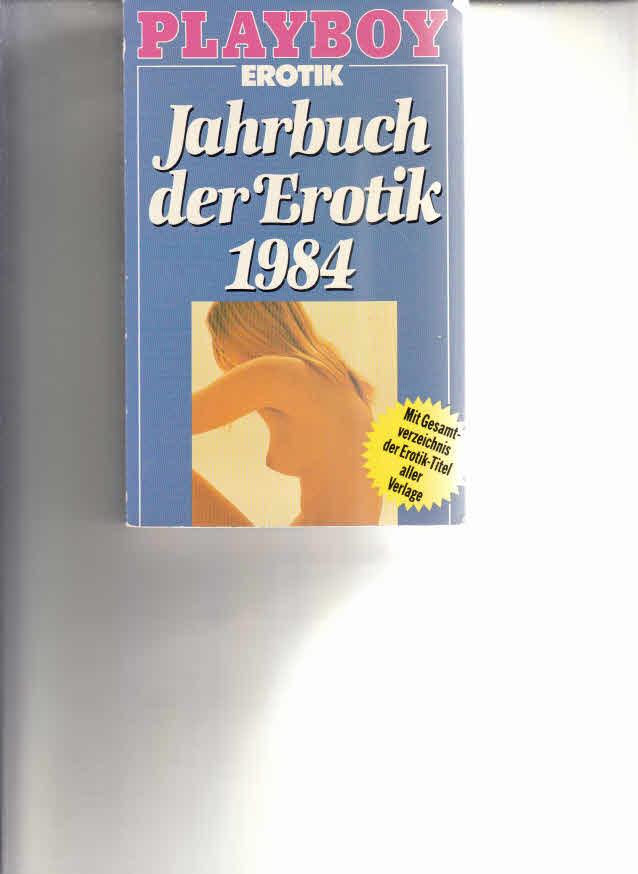 Jahrbuch der Erotik 1984.