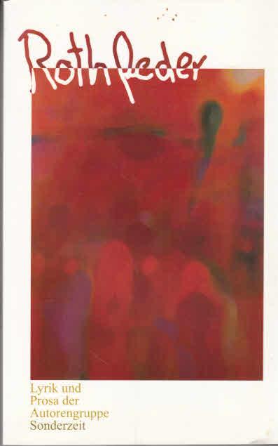 Rothfeder: Anthologie Auflage: 1.,