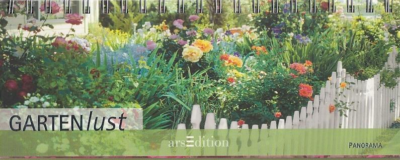 Gartenlust: Panorama-Aufsteller