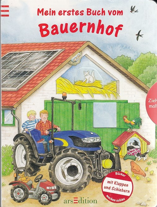 Mein erstes Buch vom Bauernhof - Barbara, Jelenkovich