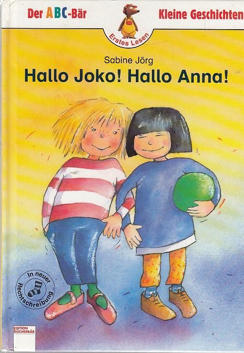 Hallo Joko! Hallo Anna!