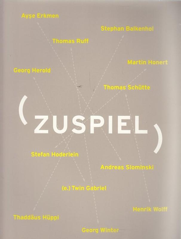 ZUSPIEL (PB) Auflage: 01
